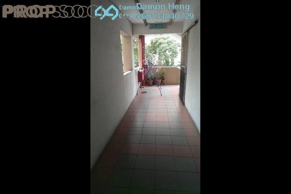 Condominium For Rent in Lestari Apartment, Bandar Sri Permaisuri Leasehold Unfurnished 3R/2B 1.4k