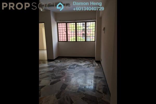 Condominium For Rent in Tasik Heights Apartment, Bandar Tasik Selatan Freehold Semi Furnished 3R/2B 1.1k