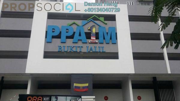 Condominium For Rent in Parkhill Residence, Bukit Jalil Freehold Semi Furnished 3R/2B 1k