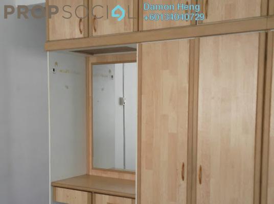 Condominium For Sale in Bukit OUG Condominium, Bukit Jalil Freehold Semi Furnished 3R/2B 335k