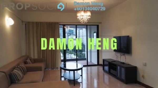 Condominium For Rent in Lanai Kiara, Mont Kiara Freehold Fully Furnished 3R/2B 3.15k