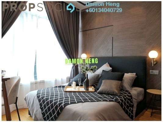 Condominium For Rent in Sky Suites @ KLCC, KLCC Freehold Fully Furnished 2R/2B 3.9k