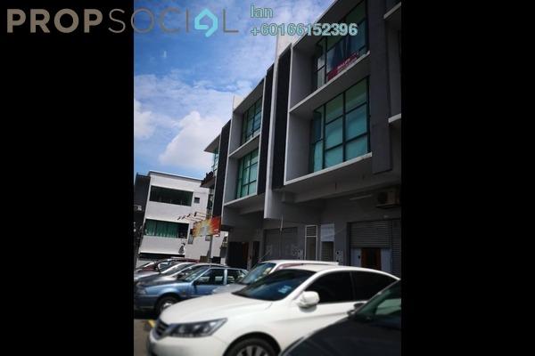 Shop For Rent in 32 Avenue, Seri Kembangan Freehold Unfurnished 0R/0B 3.5k