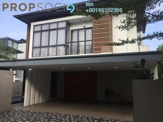 Bungalow For Rent in Seputeh Gardens, Seputeh Freehold Semi Furnished 6R/7B 14k
