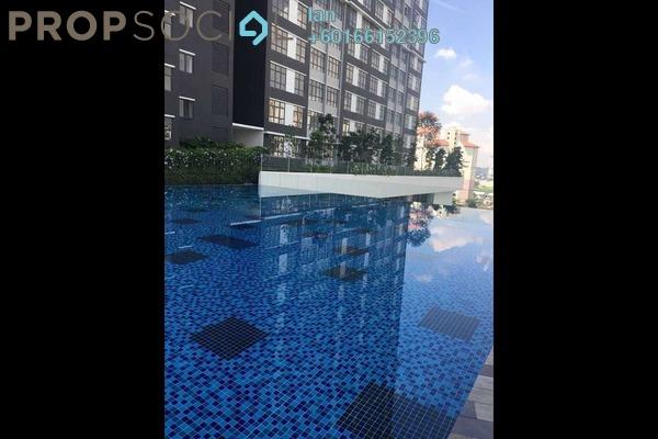 Condominium For Rent in Casa Green, Bukit Jalil Freehold Semi Furnished 3R/3B 1.65k