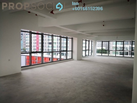 Office For Rent in Sunway Velocity, Cheras Freehold Semi Furnished 0R/2B 7k