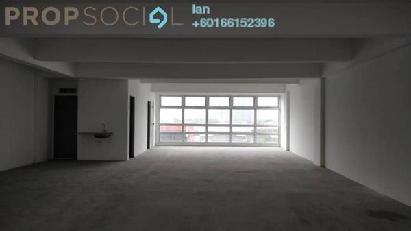 Office For Rent in Taman Bamboo, Jalan Ipoh Freehold Unfurnished 0R/2B 3k