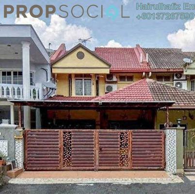 Terrace For Sale in Taman Subang Murni, Subang Freehold Unfurnished 4R/3B 610k