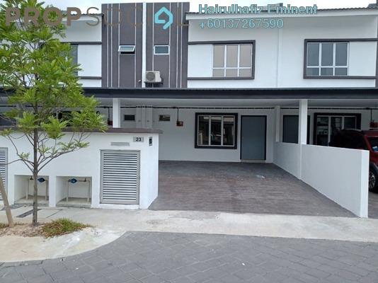 Terrace For Sale in Irama Perdana, Alam Perdana Freehold Unfurnished 4R/3B 460k