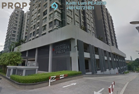 Condominium For Rent in Utropolis Suites 2, Glenmarie Freehold Fully Furnished 2R/2B 2k