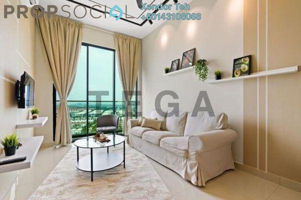 Condominium For Rent in Maple Residences, Bandar Bestari Freehold Fully Furnished 2R/2B 1.8k