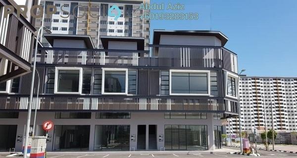 Shop For Rent in Rivertree Signatures, Bandar Bukit Raja Freehold Unfurnished 0R/0B 11k