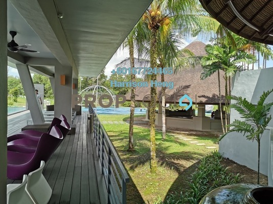 Superlink For Sale in Bayou Creek, Leisure Farm Freehold Semi Furnished 4R/3B 1.8m