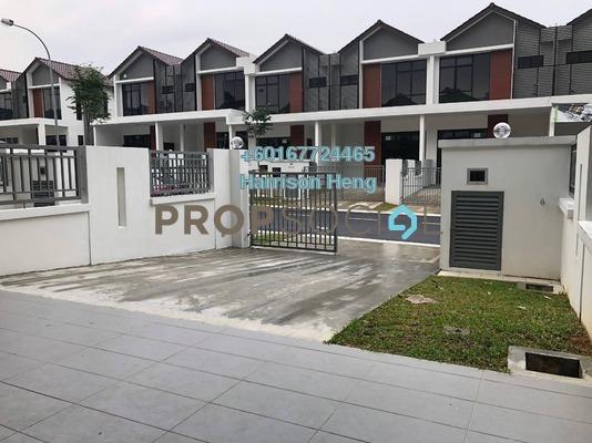 Terrace For Rent in Taman Bukit Indah, Bukit Indah Freehold Semi Furnished 4R/3B 1.8k