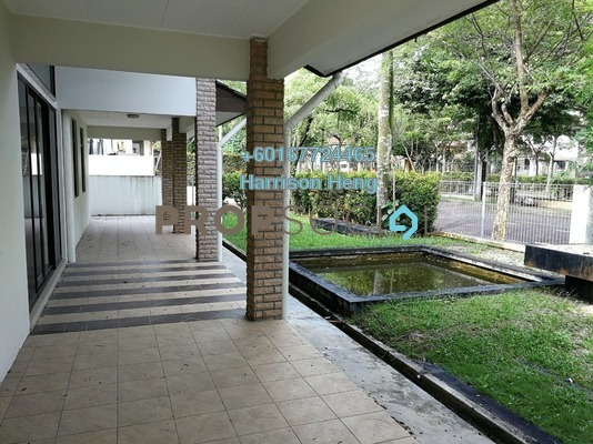 Terrace For Sale in Taman Laguna, Danga Bay Freehold Semi Furnished 6R/6B 950k