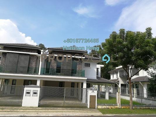 Semi-Detached For Sale in Taman Laguna, Danga Bay Freehold Unfurnished 6R/6B 1.18m