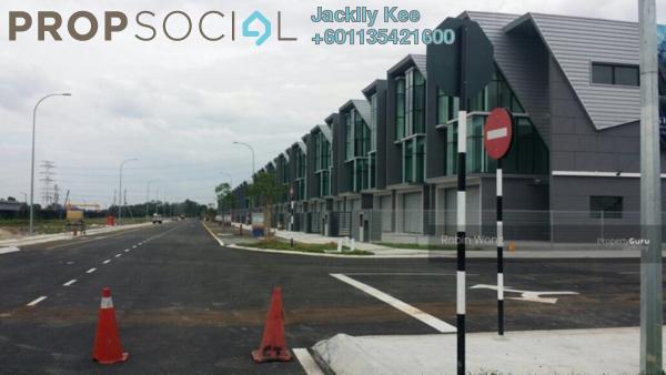 Factory For Sale in Nouvelle Industrial Park @ Meru, Klang Freehold Unfurnished 0R/0B 1.9m
