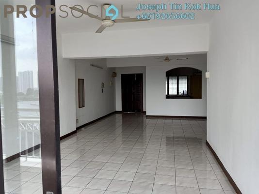 Apartment For Rent in Vista Komanwel, Bukit Jalil Freehold Semi Furnished 3R/2B 1.3k