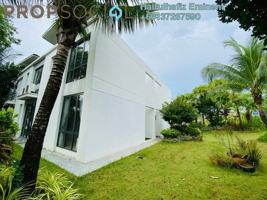 Semi-Detached For Sale in Diamond City, Semenyih Freehold Fully Furnished 5R/5B 1.4m