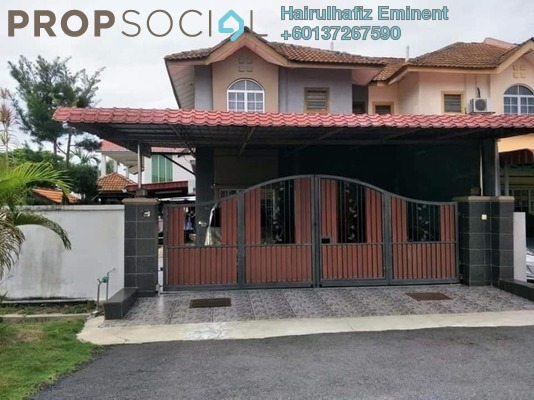 Terrace For Sale in Taman Malawati Jaya, Kuala Selangor Freehold Unfurnished 4R/3B 440k
