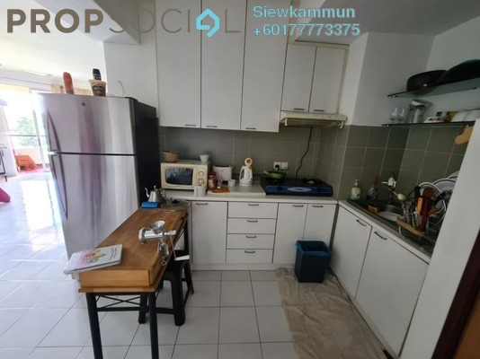 Condominium For Sale in Riana Green, Tropicana Freehold Fully Furnished 0R/1B 290k