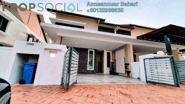 Semi-Detached For Sale in Canting, Alam Impian Freehold Semi Furnished 6R/6B 1.65m