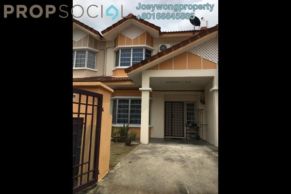 Terrace For Sale in PP 1, Taman Putra Prima Freehold Semi Furnished 4R/3B 540k