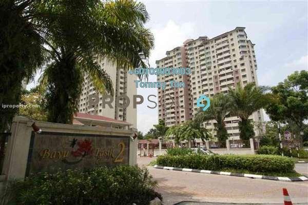 Condominium For Rent in Bayu Tasik 2, Bandar Sri Permaisuri Freehold Unfurnished 3R/2B 1.3k