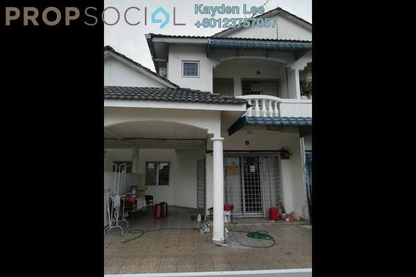 Terrace For Rent in Cheras Perdana, Cheras South Freehold Fully Furnished 4R/3B 1.6k