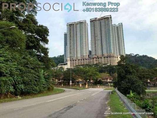Condominium For Rent in Damansara Foresta, Bandar Sri Damansara Freehold Semi Furnished 3R/3B 2.4k