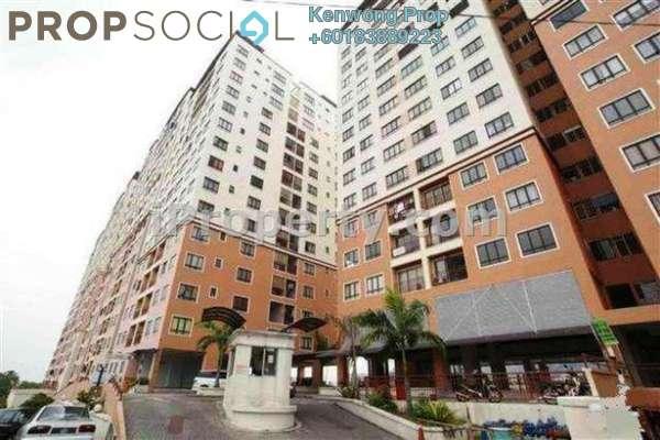 Condominium For Rent in Glen View Villa, Cheras Leasehold Unfurnished 3R/2B 1.3k