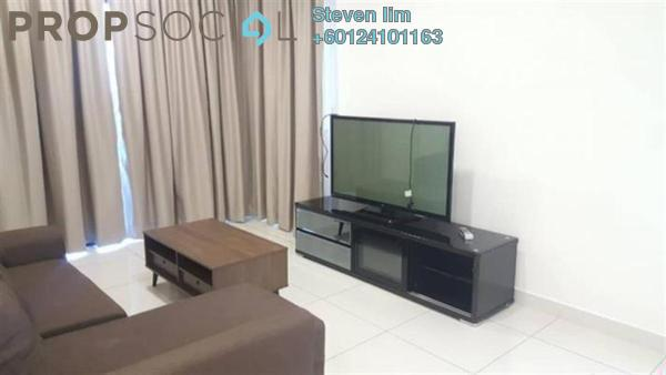 Serviced Residence For Rent in The Link 2 @ Bukit Jalil, Bukit Jalil Freehold Fully Furnished 3R/2B 2.5k