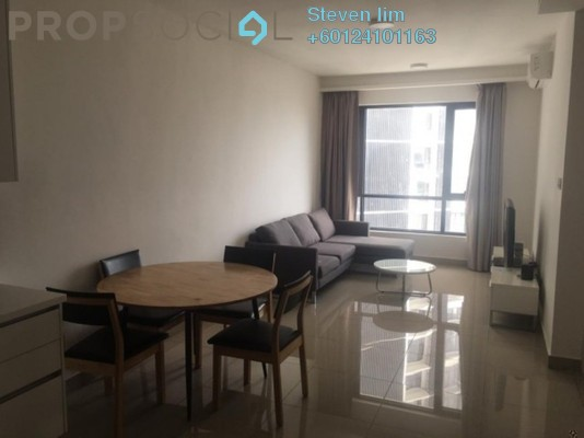 Serviced Residence For Rent in Eclipse Residence @ Pan'gaea, Cyberjaya Freehold Fully Furnished 2R/2B 1.3k