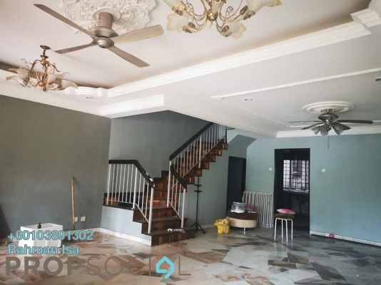 Terrace For Sale in Saujana Puchong, Puchong Freehold Semi Furnished 4R/3B 460k