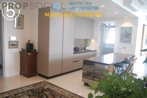 Condominium For Sale in Residensi 22, Mont Kiara Freehold Fully Furnished 3R/3B 1.9m