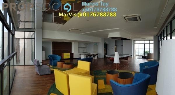 Condominium For Sale in Residensi 22, Mont Kiara Freehold Semi Furnished 3R/3B 1.6m