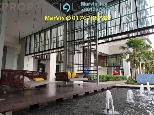 Condominium For Sale in Residensi 22, Mont Kiara Freehold Semi Furnished 4R/5B 2.45m