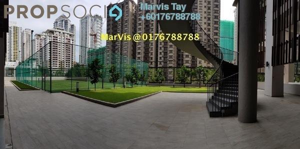 Condominium For Sale in Residensi 22, Mont Kiara Freehold Semi Furnished 3R/3B 1.78m