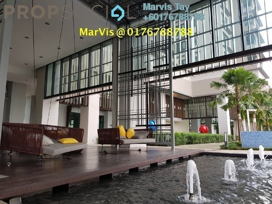 Condominium For Rent in Residensi 22, Mont Kiara Freehold Fully Furnished 3R/3B 7.45k