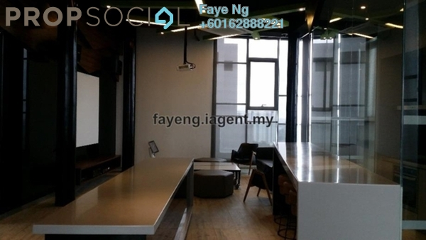 Serviced Residence For Sale in The Leafz, Sungai Besi Freehold Fully Furnished 2R/2B 660k
