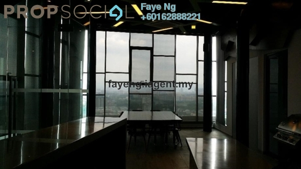 Duplex For Rent in The Leafz, Sungai Besi Freehold Fully Furnished 2R/2B 2.8k