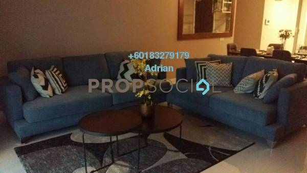 Condominium For Rent in Residensi 22, Mont Kiara Freehold Fully Furnished 3R/2B 7.3k