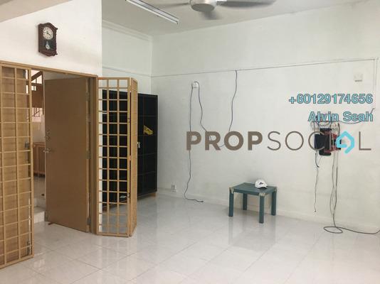Terrace For Rent in SS22, Damansara Jaya Freehold Semi Furnished 1R/1B 1.5k