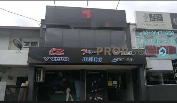 Shop For Rent in SS2, Petaling Jaya Freehold Unfurnished 0R/2B 5k