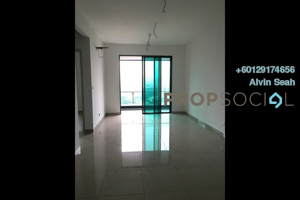 Condominium For Rent in The Vyne, Sungai Besi Freehold Semi Furnished 3R/2B 1.5k