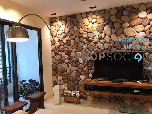 Condominium For Sale in Ameera Residences, Petaling Jaya Freehold Semi Furnished 3R/4B 1.4m