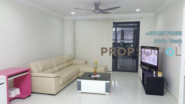 Condominium For Sale in Ameera Residences, Petaling Jaya Freehold Semi Furnished 3R/2B 1.18m
