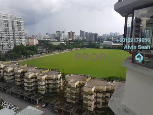 Condominium For Rent in Menara Polo, Ampang Hilir Freehold Semi Furnished 3R/2B 2k