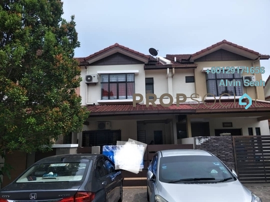 Terrace For Rent in Subang Bestari, Subang Freehold Semi Furnished 4R/3B 2k
