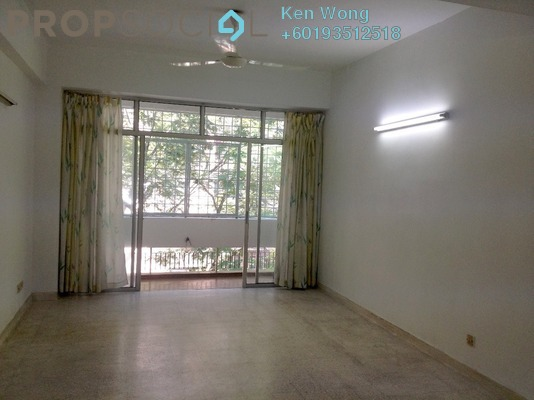 Apartment For Rent in Arena Shamelin Apartment, Kuala Lumpur Freehold Semi Furnished 3R/2B 1.2k